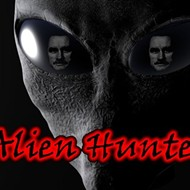 """Alien Hunter"" Derrel Sims pays San Antonio a visit"