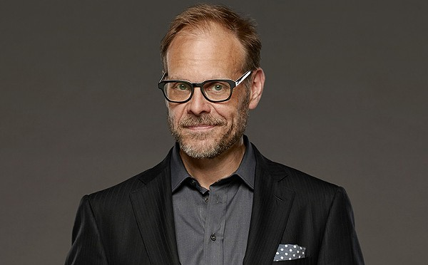 Alton Brown Live! comes to the Tobin in April - COURTESY