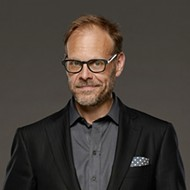 Alton Brown, Alamo Beer's Sneak Preview and an Answer to SA's Cheese Prayers