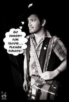 Alvaro Del Norte is Starving: Please Donate