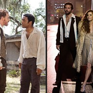 'American Hustle' Wins 3 Golden Globes; '12 Years a Slave' Wins Best Drama