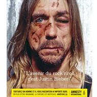 Amnesty International's Iggy Pop Ad Causes Copyright Stir