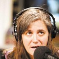 Amy Goodman's been waiting for you