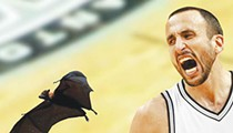Silver Reign: Artists and basketball fans team up for 'Go Spurs Show'