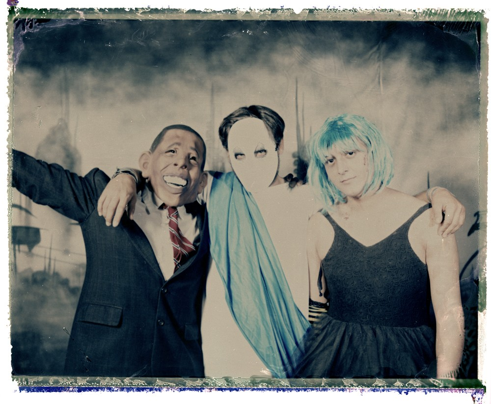 ANALOG IS NOT DEAD #7: Polaroid Falloween Photo Booth at Hi-Tones