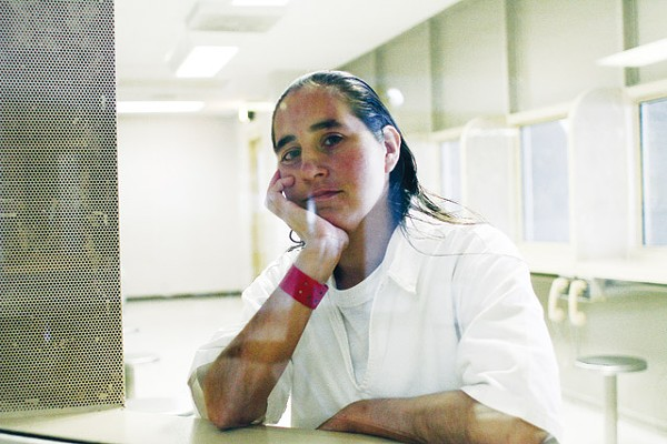 Anna Vasquez, 37, was released from prison Friday after serving more than 12 years of her 15-year sentence for sexually assaulting two young girls. Vasquez is one of four women (the other three still incarcerated) working with the Innocence Project of Texas to clear their names, saying the bizarre story presented to jurors was fabricated. One of the victims, now 25 years old, recently recanted saying the assault never happened. - MICHAEL BARAJAS