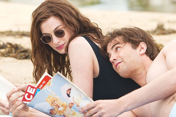 Anne Hathaway and Jim Sturgess surprisingly good in One Day. - COURTESY PHOTO