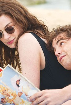Anne Hathaway and Jim Sturgess surprisingly good in One Day.
