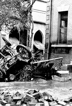 Anniversary of San Antonio's great flood of 1921 passes with little notice