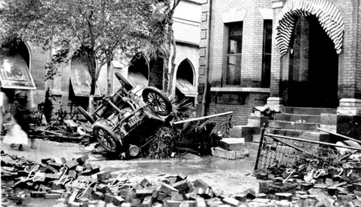 Natural Disasters In San Antonio
