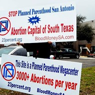 Previtera Joins Anti-Abortion Protestors At Planned Parenthood