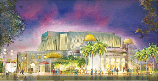 Are we prepared for the transformative power of the Tobin Center? - COURTESY IMAGE