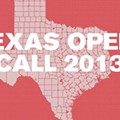 Artpace TX artist open call deadline TODAY