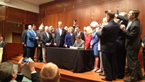 As Perry Signs Anti-Abortion Bill Into Law, Legal Challenge Brews