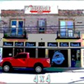 Aural Pleasure: The Rosedale Highs Self-Released '4x4'