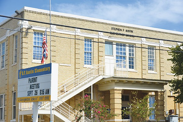 Austin Academy will close after this school year - KEVIN FEMMEL