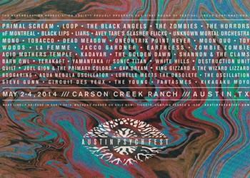 Austin Psych Fest: Friday Dispatch