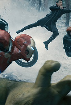 'Avengers: Age Of Ultron' Delivers Right But Predictable Notes