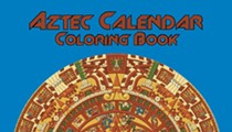 "Aztec Calendar Coloring Book: ""A Gift to Children of All Ages"""