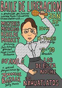 LOVELY MINIVANS - Baile de Liberacion