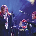 Bangerz Sisters: Icona Pop opens for Miley