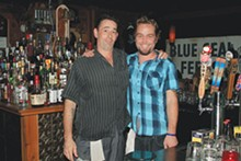 COURTESY PHOTO - Bartender Erik Larkin will treat you right
