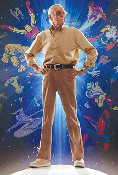 Behold: Stan Lee, the Holy Grail of comic con celebrity guests