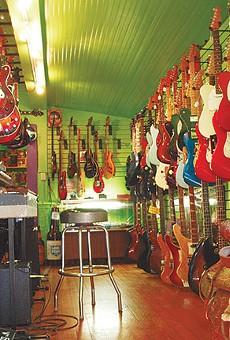Best Music Store (Instruments, Gear, Repairs)