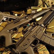 Bexar County's Many Police are Well-armed, but not by the Military
