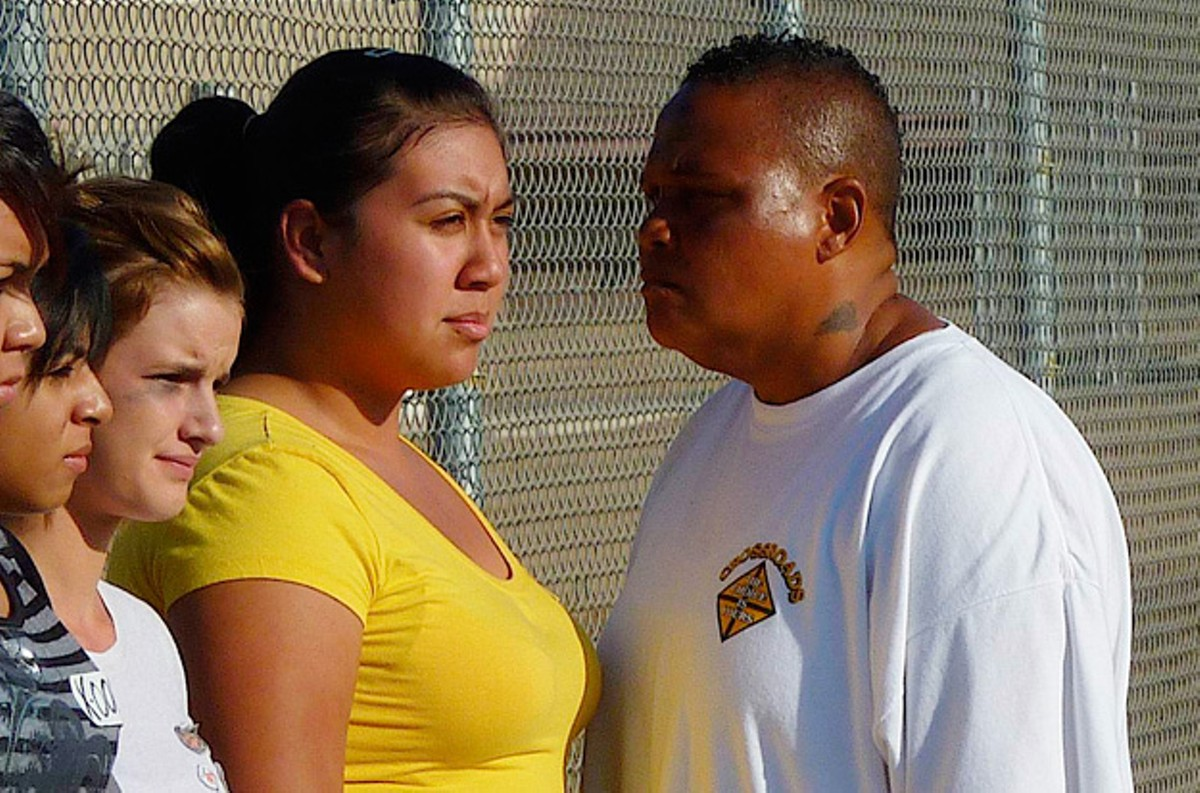 'Beyond Scared Straight' — troubled youth glimpse bleak ...