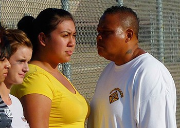 'Beyond Scared Straight' — troubled youth glimpse bleak future