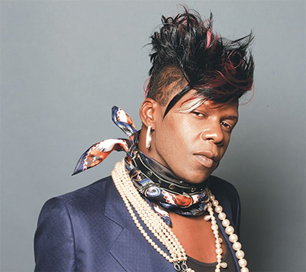 Big Freedia, showing off her world-renowned style - COURTESY PHOTO