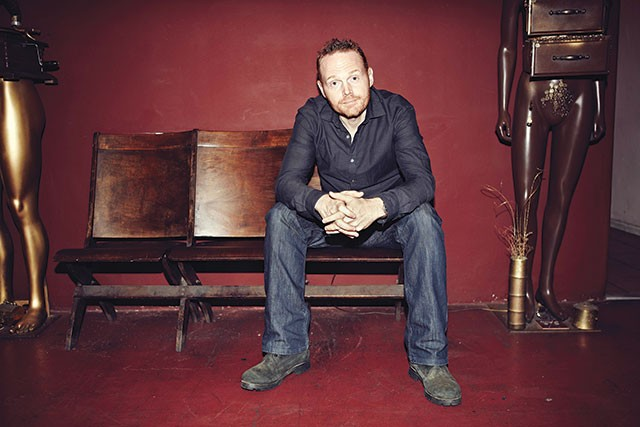 Bill Burr confirms: Jokes are funniest when told in a bar - COURTESY PHOTO