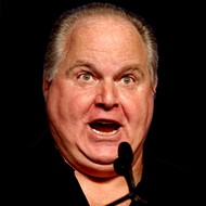 Bonehead Quote of the Week: Rush Limbaugh on Robin Williams