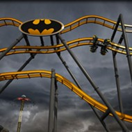 Bonkers-Looking Batman Coaster Opens May 23