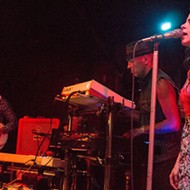 Bosnian Rainbows at Red 7, ATX