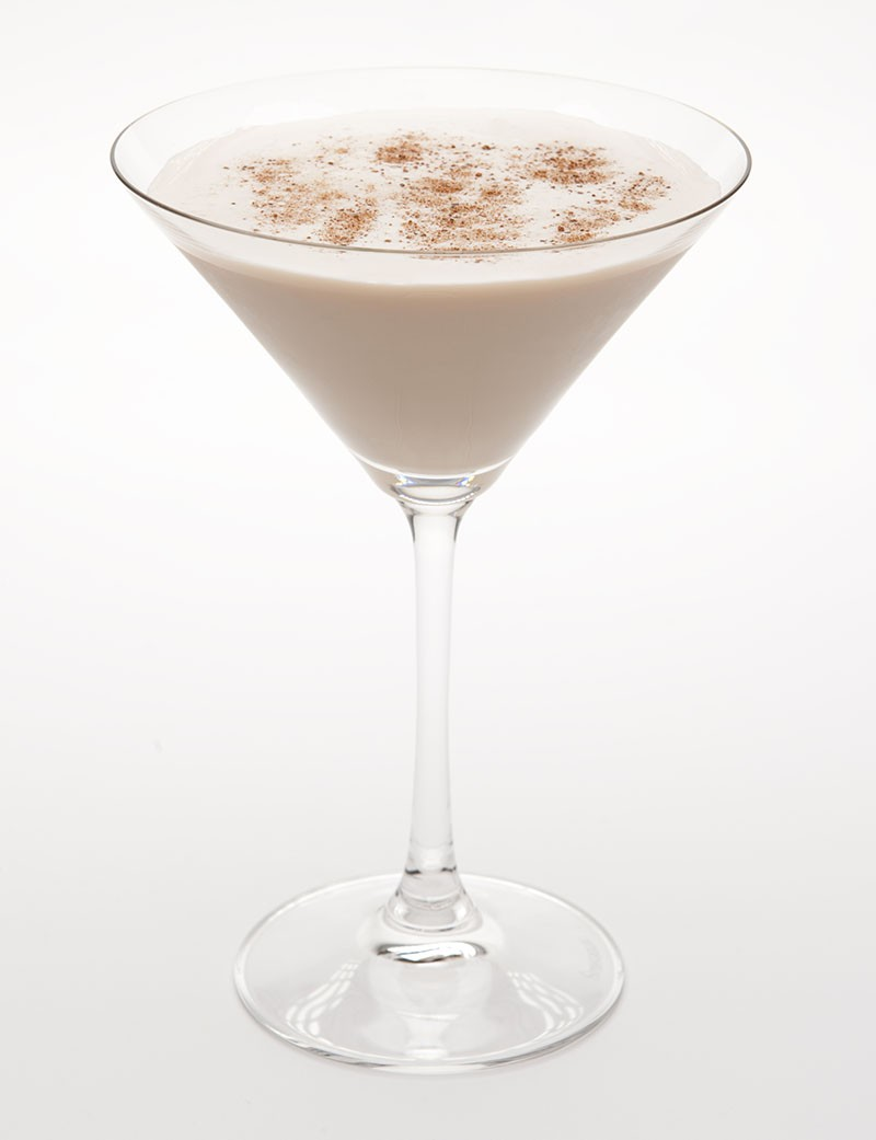 Image result for cream drink in martini glass