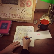 Send Handwritten Valentines This Year With the Briscoe's Pony Express