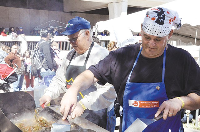 Bulgogi, kebabs and more await at the 2014 Asian Festival - COURTESY PHOTO