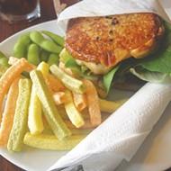 Fast foodie: Café Green Tea