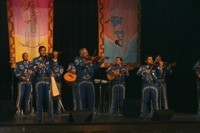 Campanas de America performs at OLLU in 2010