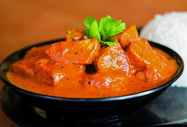 Can't beat it: Get your curry on at Tarka India Cuisine and support a worthy cause. - COURTESY