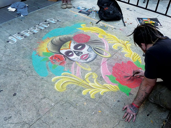 Chalk it Up - BRYAN RINDFUSS