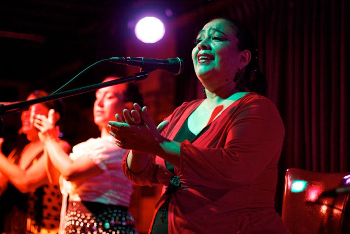 Live Amp Local Chayito Champion Y Los Flamencos De San