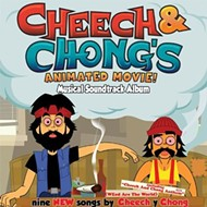 Cheech & Chong: 'Cheech & Chong's Animated Movie! Musical Soundtrack Album'