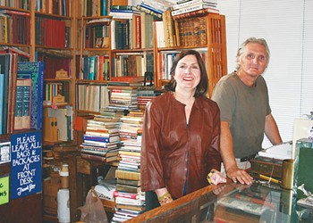 Book buying and selling (and just looking!) on Broadway and beyond