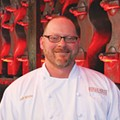 Chef Jeff White at Boiler House