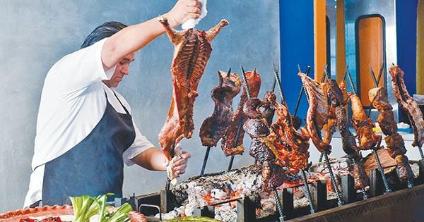 Chef Johnny's celebrating all sorts of meats at El Machito - COURTESY PHOTO