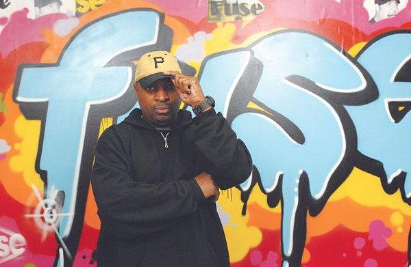 Chuck D and Public Enemy headline this year's Fun Fun Fun Fest in Austin. - DAVID S. RUBIN