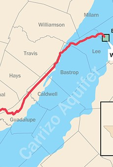 City Council approved a $3.4 billion deal to pump water in via a 142-mile pipeline